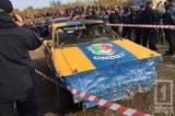 Під час перегонів у Кривому Розі автомобіль влетів у натовп