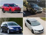 Підсумки 2017 року: названі найпопулярніші авто в Україні
