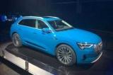 Audi електронної електронів запускає в якості першого бренду електричний-тільки модель