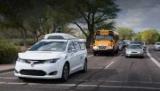 Безпілотні автомобілі Waymo проходять випробування без водіїв
