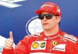 Райкконен виграв кваліфікацію Гран-прі Італії