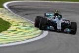 Боттас показав кращий результат третьої практики Гран-прі Бразилії