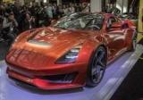 Спорткар S1 дебютував з новим мотором фірми Saleen